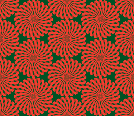 Seamless Christmas Wrapping Paper pattern 일러스트