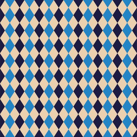 Seamless Argyle Diamond Harlequin Pattern Texture Background Wallpaper 일러스트