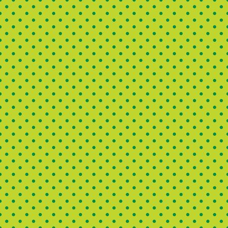 Seamless green pattern background.