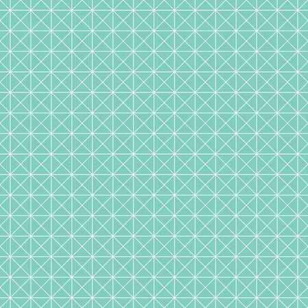 Seamless pastel turquoise geometric pattern 일러스트