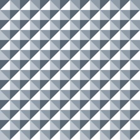 Seamless Diamond Shaped Steel Studded Pattern Background