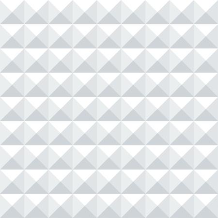 Seamless decorative plaster ceiling pattern Illustration