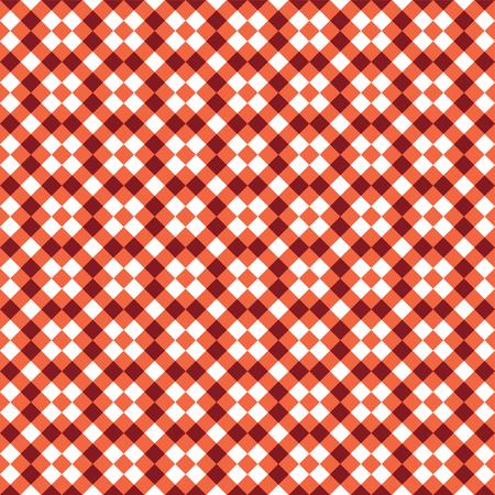 Seamless Burgundy and Red Vintage geometric diagonal block pattern Illustration