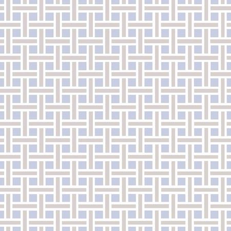 Seamless pastel weave pattern background wallpaper