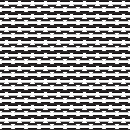 Seamless abstract geometric offset tile pattern background