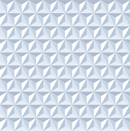 polyhedral: Seamless polyhedral wall surface decoration pattern texture background