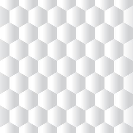 Naadloze honingraat zeshoekige opgevulde patroon achtergrond