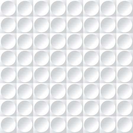 A Seamless abstract circle shadow and highlight surface texture pattern