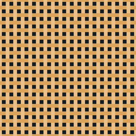 Naadloze geweven geweven patroon textuur achtergrond