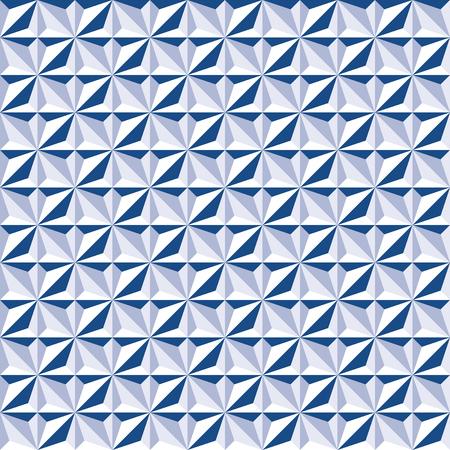 Naadloze abstracte geometrische textuur patroon achtergrond