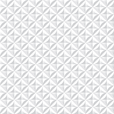 Seamless abstract geometric relief surface texture pattern