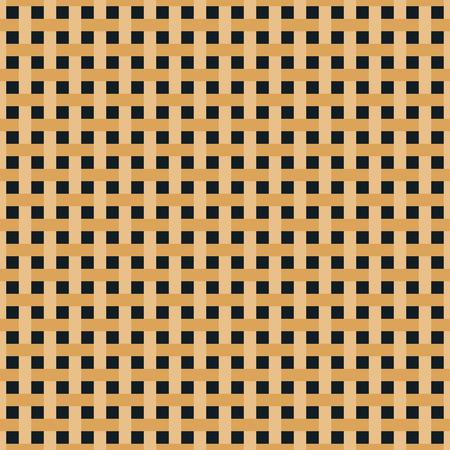 Seamless weave pattern background