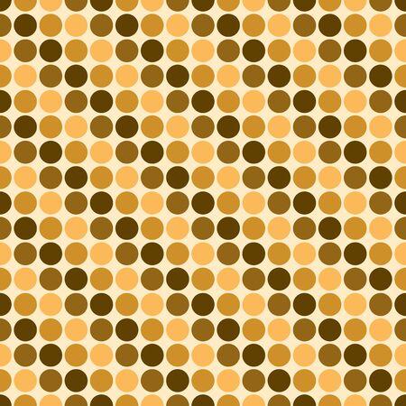 Seamless funky dot pattern background Иллюстрация