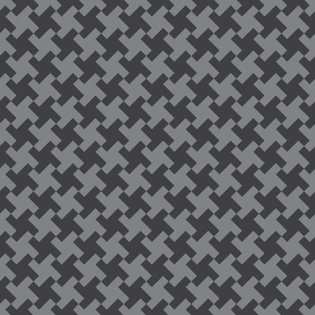 Seamless abstract geometric weave pattern background