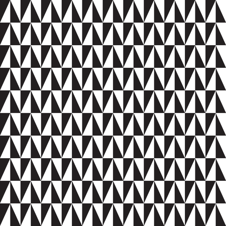 Seamless geometric abstract triangle pattern texture background
