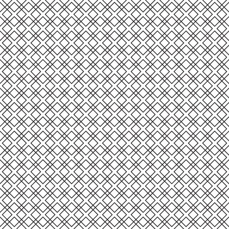 Seamless overlapping square pattern background Ilustração