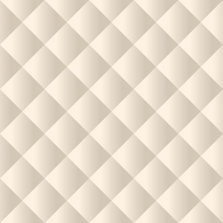 Seamless padded upholstery pattern background Stock Illustratie