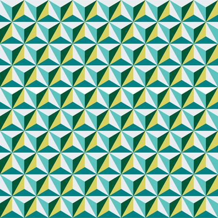 Nahtloses abstraktes geometrisches dreieckiges Facettenoberflächenmuster