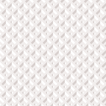 Seamless abstract geometric white surface pattern texture background