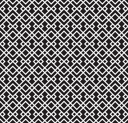 Seamless Art Deco trellis pattern background