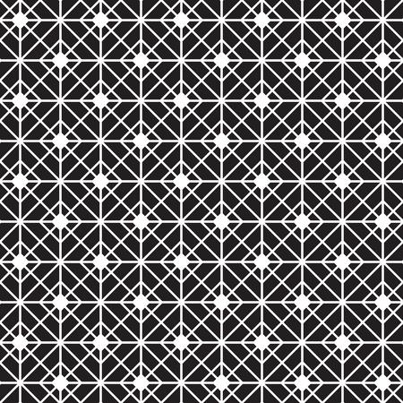 Seamless Geometric Pattern Texture Background Ilustrace