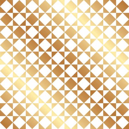 Seamless Christmas geometric wrapping paper pattern. Christmas  pattern background.