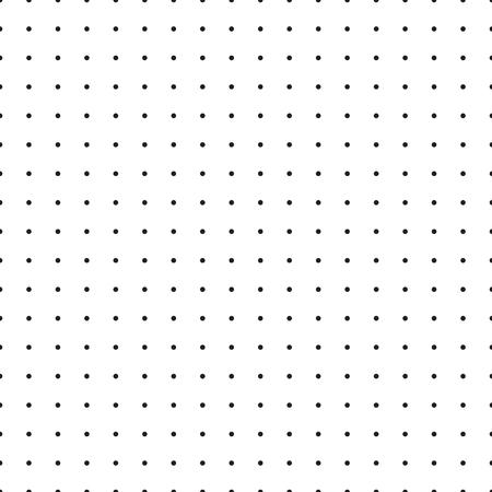 Seamless fine dot pattern texture background Ilustração