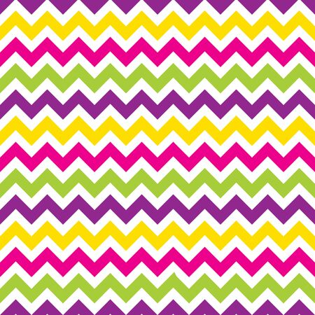 Seamless colourful chevron pattern background. Wrapping paper pattern background. Иллюстрация