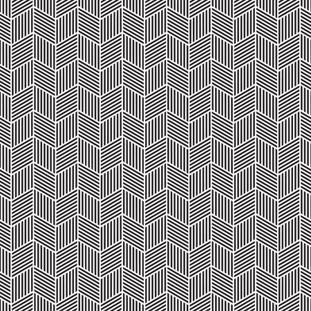 Seamless abstract geometric chevron pattern texture background.