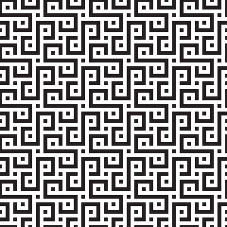 Seamless traditional tribal african pattern background
