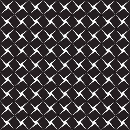Seamless abstract geometric angled mosaic pattern