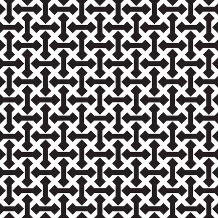 Abstract seamless geometric pattern background Imagens - 149767040