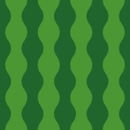Seamless Watermelon skin wave texture pattern