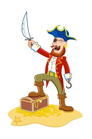 Pirate Vector