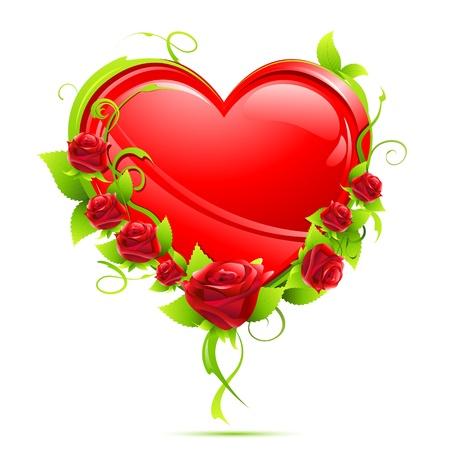 truelove: Cuore con Rose