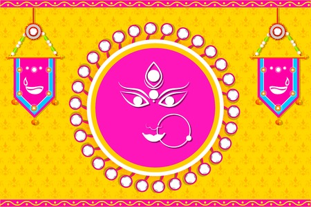 bengali: Happy Navratri