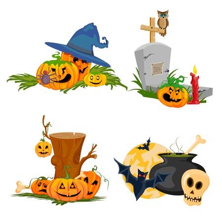 jack pot: Tema de Halloween