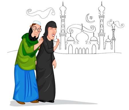 ramzan: Muslim couple welcoming