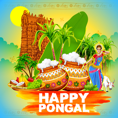 Pongal Stock Photos And Images 123rf