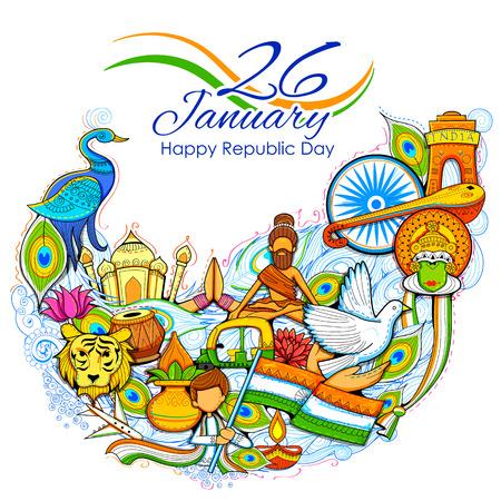 Indie tle pokazano jej niesamowitą kulturę i różnorodność z pomnikiem, festiwal