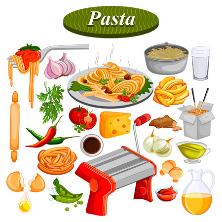 food ingredient: Food and Spice ingredient for Pasta