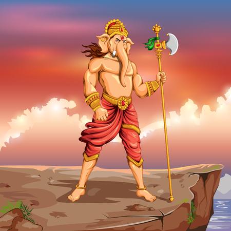 Lord Ganapati for Ganesh Chaturthi