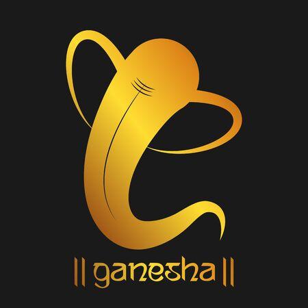 Lord Ganesha for Ganesh Chaturthi festival of India
