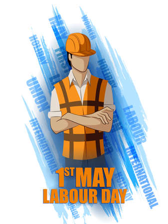 Happy May Day knows as Internation Workers Day or Labour Day
