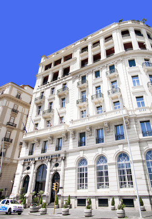 excelsior: Excelsior Hotel in Naples, Italy