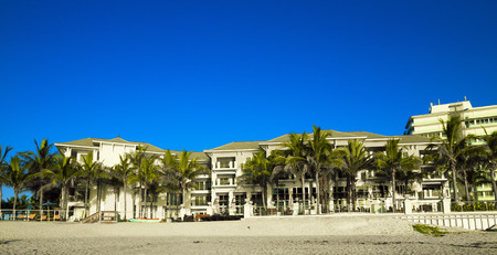 Building at vero beach, Florida