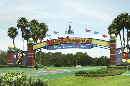entrance: Walt Disney World Resort, Orlando
