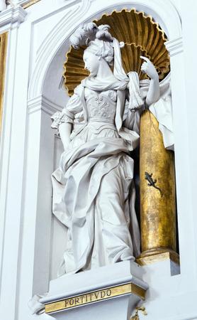 oratorio: SS Rosario Oratorio di San Domenico a Palermo Sicilia Italia
