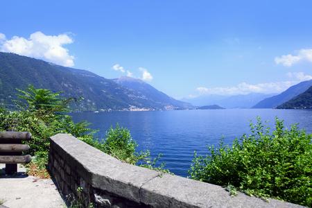 lake como: Lake Como, Lombardy Italy.