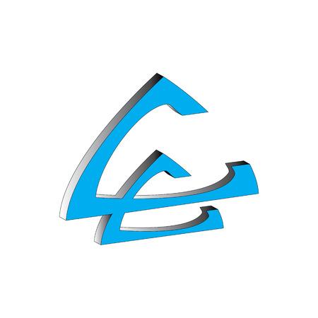 logo vector: Logo, vector illustration Illustration